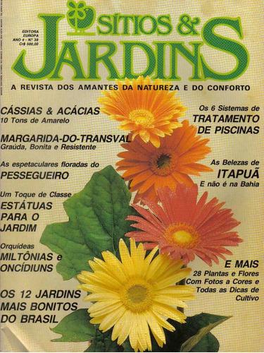 decoracao para jardins mercado livre:Revista Sítios & Jardins Nº38 – R$ 12,90 em Mercado Livre