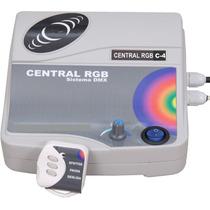 Iluminação Piscinas Rgb Led P 04 Refletores Controle Remoto