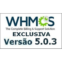 Script Whmcs 5.0.3 Full + 13 Templates Pro + Video Tutorial