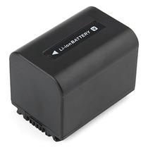Bateria Np-fv70 P/ Sony Np-fv50 Np-fv30 Np-fv40 Frete Grátis