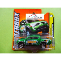 Pickup Matchbox - L200 Triton
