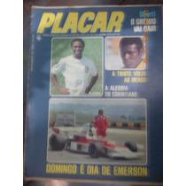 Placar - Oberti. O Grêmio Vai Cair/ Fio/ Poster Dirceu Lopes