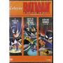 Dvd Batman - O Desenho Em Série Vol. 1, 2 E 3 - Novo Lacrado