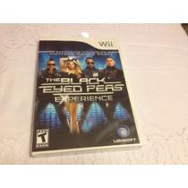 The Black Eyed Peas Experience (nintendo Wii, 2011) Lacrado