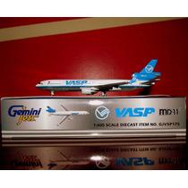 Avião Md-11 Vasp Gemini Jets 1:400