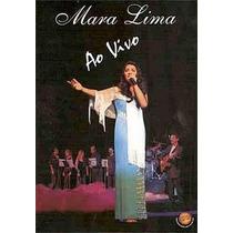 Dvd Mara Lima / Ao Vivo.