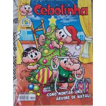 Gibi Turma Da Mônica- Cebolinha- Número 24- Panini