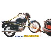 Transmoto No Engate - Leve Sua Moto No Reboque Do Carro
