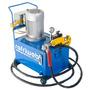 Maquina União Por Cravamento Hidraulico Solda Frio Pressão
