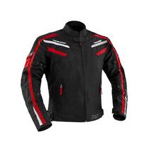 Jaqueta Motoqueiro Iron X11 Com Proteção - Impermeável