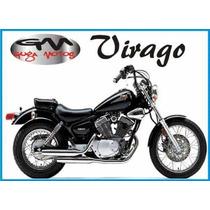 Kit Adesivo P/ Yamaha Virago 250 ( Guga Tuning )