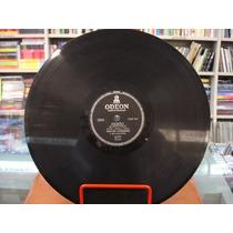 Disco 78 Rpm - Renato Carosone E Seu Quarteto - Paixão