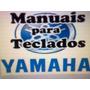 Livro Manual Yamaha Psr 630/730
