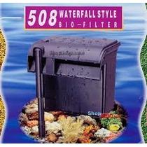 Filtro Externo Jebo 508 Vazão De 980 L/h Para Aquários -220v