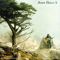 Lp Vinil Joan Baez / 5 Vanguard