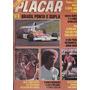 Revista Placar Numero 278 Julho De 1975 - Com Poster Murici
