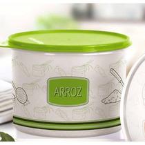Tupper Caixa De Arroz 2 Kg - Colorida -tupperware - Oferta