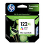 Cartucho 122 Hp 122xl Color 18ml Tinta / 1000 2000 2050 3050
