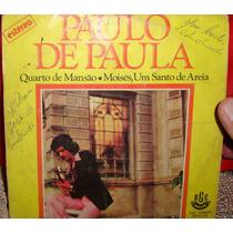 Vinil Compacto Paulo De Paula 1977