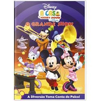 Dvd A Casa Do Mickey Mouse O Grande Show