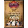 Dvd, Roupa Nova Do Imperador, Raro Teatro Contos De Fadas, 8