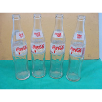 Antiga Garrafa De Coca Cola Light - 290 Ml -