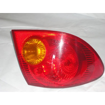Lanterna Tras Esq Corolla 2006