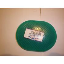 Escova Oval Flex-a Carioca 28247 Cor Verde