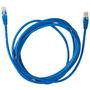 Cabo De Rede 1,8 Metros Ethernet Cat-5e Azul Plus Cable