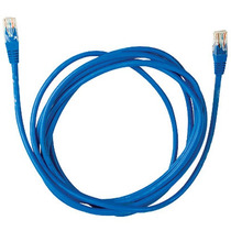 Cabo De Rede 1,8 Metros Ethernet Cat-5e Azul Plus Cable