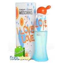 Perfume Moschino I Love Love 100ml Original Lacrado