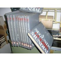 A Segunda Guerra Mundial 13 Volumes Editora Codex 1966