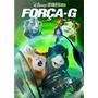 Força-g Dvd + Jogo Para Pc