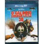 Blu-ray O Galinho Chicken Little - 3d - Novo***