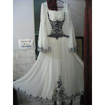 Vestido De Noiva Medieval