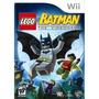 Jogo Lego Batman The Videogame Para Nintendo Wii Lacrado