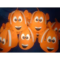 Pacote Com 10 Chapéu Em Eva Do Nemo
