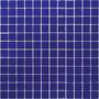 Pastilha Azul De Vidro Cristal De Alto Brilho R$ 9,90