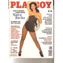 Revista Playboy - Maira Rocha