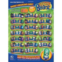 Kit Mighty Beanz = 1 Maleta + 1 Flip Trap + 15 Mighty Beanz