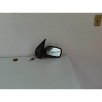 Espelho Retrovisor Fiat Palio 98 Ld Manual Usado Original