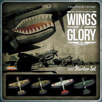 Wings Of Glory / War Ww2 Starter Set - Jogo Imp. 2a. Guerra