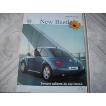 Informe Publicitário New Beetle Volkswagen