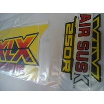 Adesivo Xlx 250 89 Preta, Envios, Quali 3m