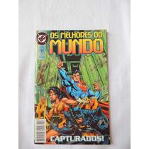 Revista Os Melhores Do Mundo -dc Comics - Abril Nº10 (b 89)