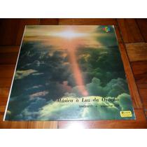 Lp Vinil Gospel Evangelico Musica A Luz Da Oração Simonetti