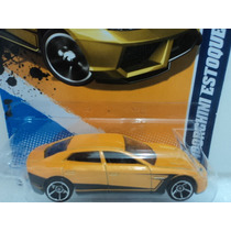 Hot Wheels - Lamborghini Estoque - 2012 - Lacrado