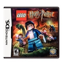 Nintendo Lego Harry Potter Ds