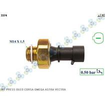 Interruptor De Pressão Do Óleo Gm Vectra 2.0 2.2 2.4 - 3rho