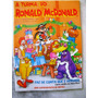 Revista A Turma Do Ronad Mc Donald